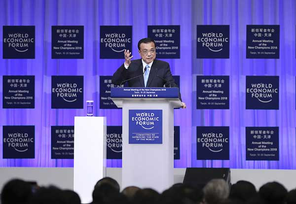 Premier Li: Trend of globalization is unstoppable:null