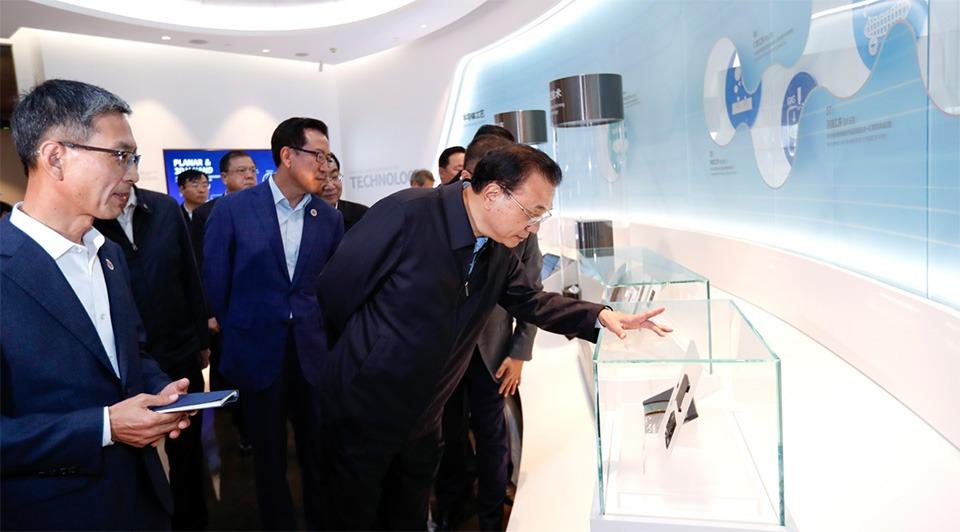Premier Li: High-tech cooperation brings high value-added returns:3