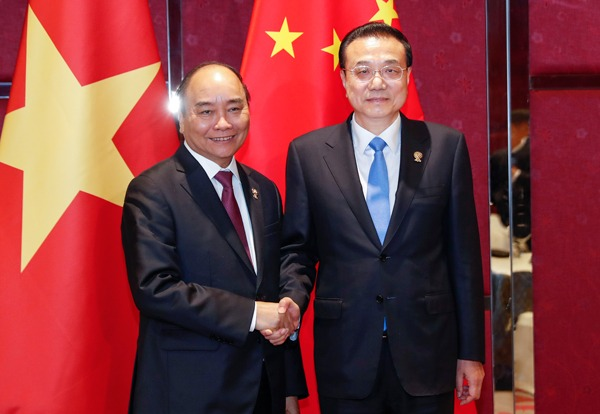 Premier Li meets counterparts from Vietnam, Laos and Cambodia:null