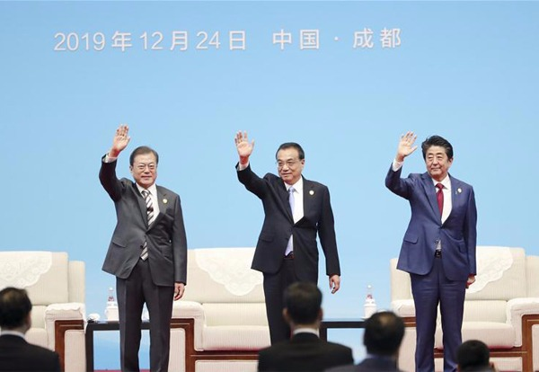 China-Japan-ROK call for cooperation:null