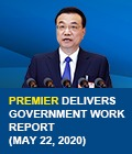 Premier delivers Government Work Report:4