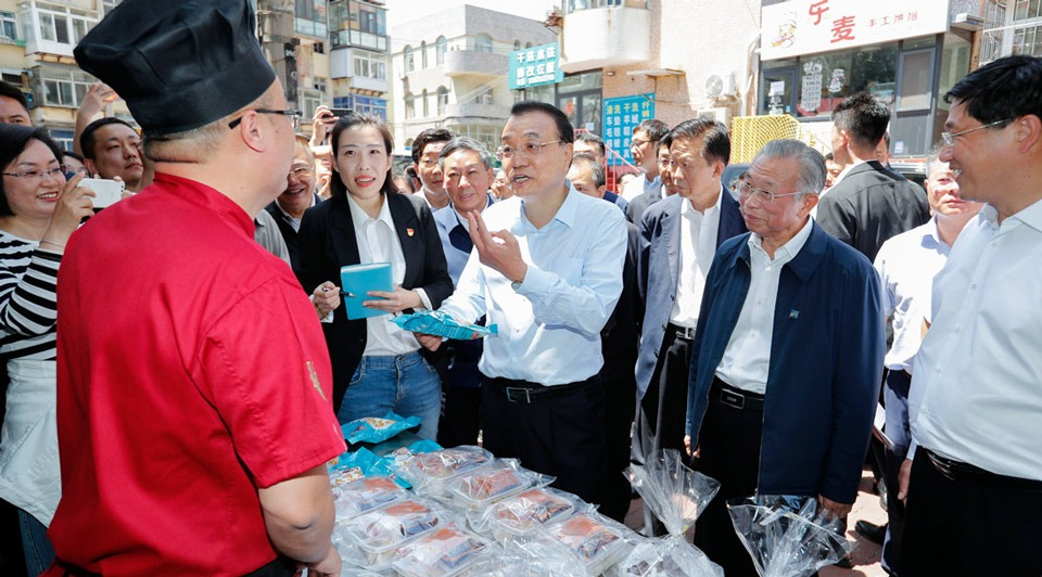 Premier Li stresses boosting market vitality:0