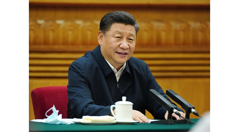 Xi stresses combination of top-level design, public advice in compiling 14th Five-Year Plan:0